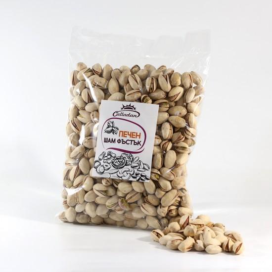Roasted pistachios - 0.500 kg.