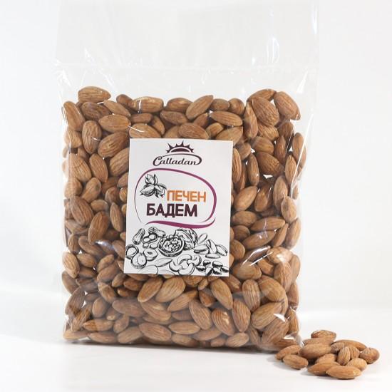 Roasted almonds - 0.500 kg.
