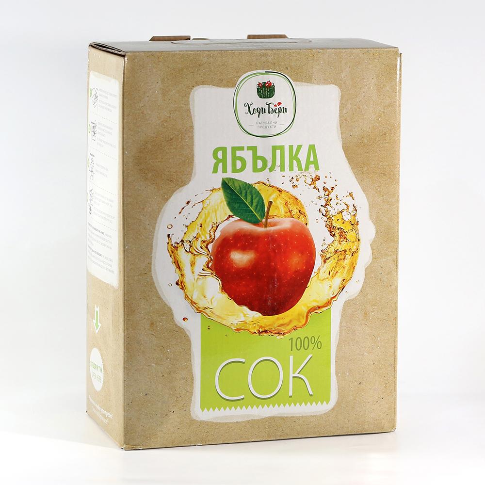 Apple juice - 3 liters