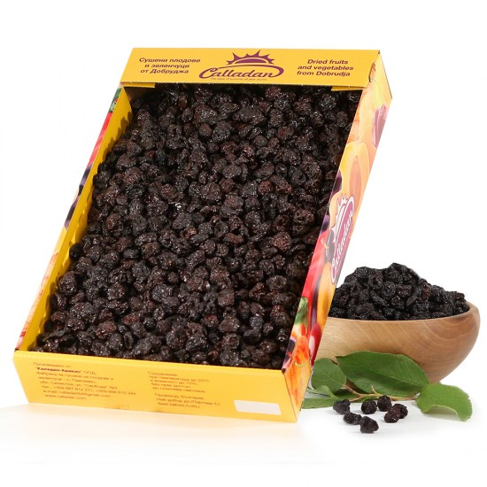 Dried pitted Van Cherries -  2 kg. cardboard box